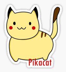Pikacat Sticker