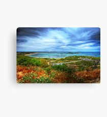 Peron from the lookout Canvas Print