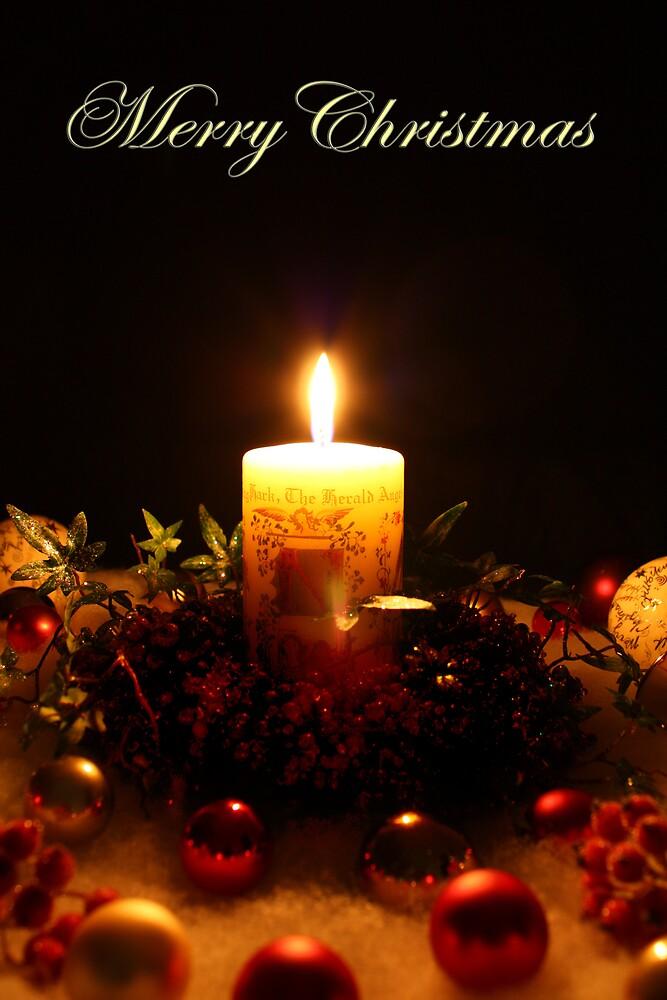 Wishing You A Merry Christmas by Graham Ettridge