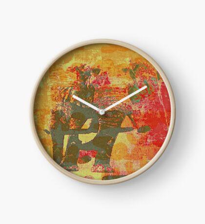 Spirit Animal Clock