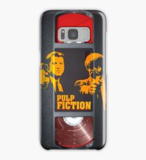 Pulp Fiction Travolta and Jackson case Samsung Galaxy Case/Skin