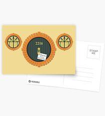 221B Bag End Postcards