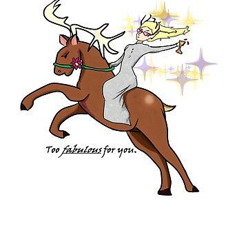 Thranduil: Too Fabulous For You by lilfimodragon