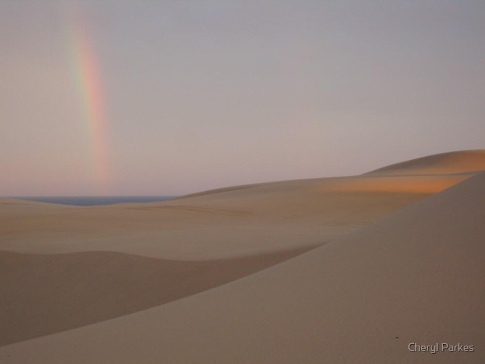 Nature at it's Best: Rainbow by Cheryl Parkes