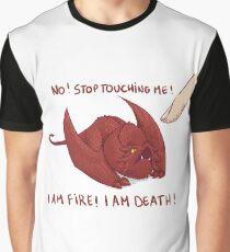 Little Smaug - Dragon Graphic T-Shirt