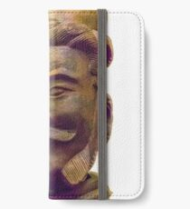 A Tericotta Warrior iPhone Wallet/Case/Skin