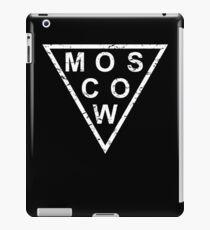 Stylish Russia Moscow iPad Case/Skin