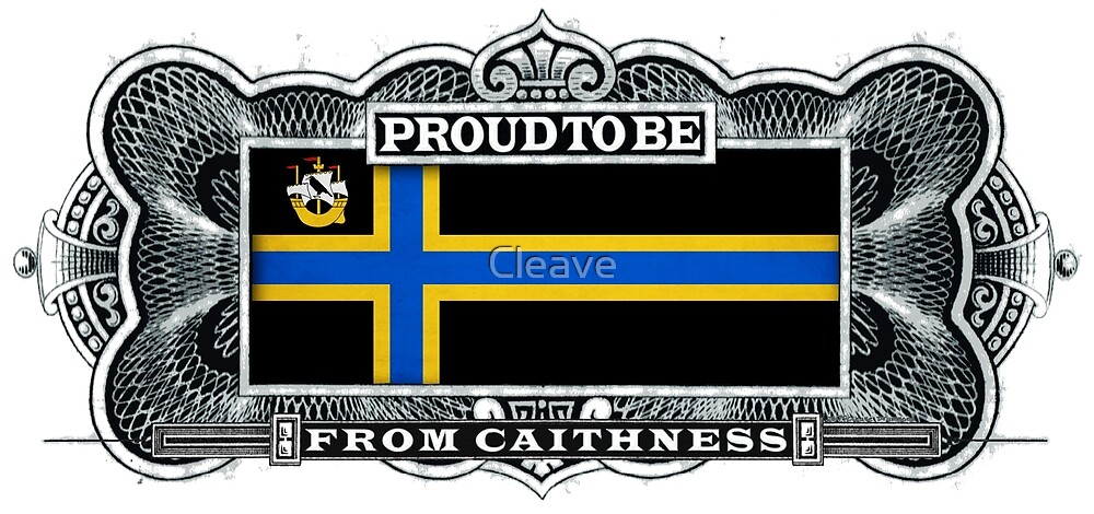 Proud To Be from Caithness by Cleave