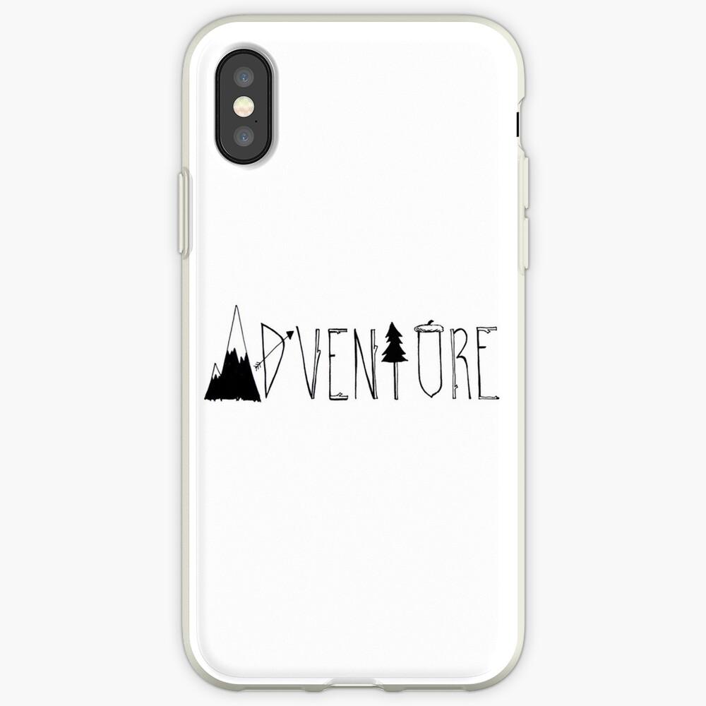 Aventuras Vinilos y fundas para iPhone