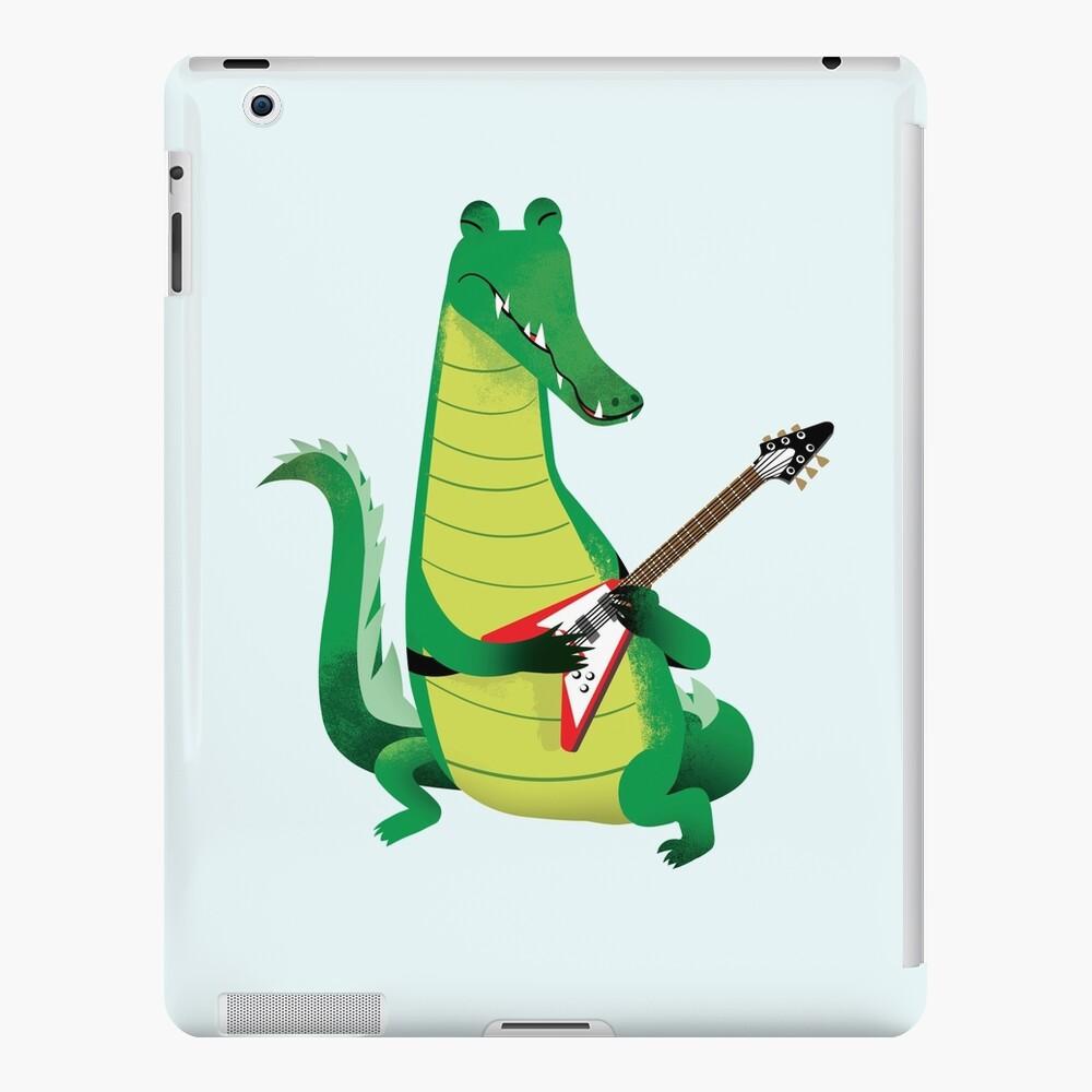 Crocodile Rock iPad Case & Skin