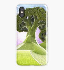 Broccoli Planet [iphone / ipad case / mug / laptop sleeve / shirt / print] iPhone Case/Skin