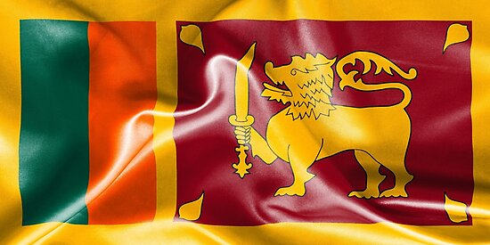 Sri Lanka Flag by MarkUK97
