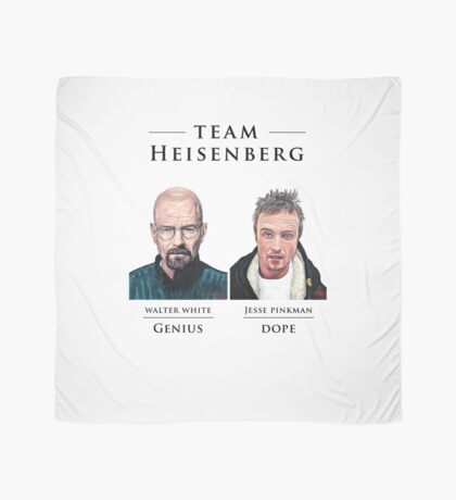 Team Heisenberg Scarf