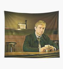 Waiting Wall Tapestry