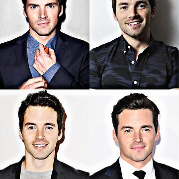 Ian Harding Collage by prettylittledes