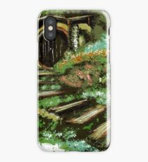 New York Tolkien Conference 2015 Bag End Logo iPhone Case/Skin