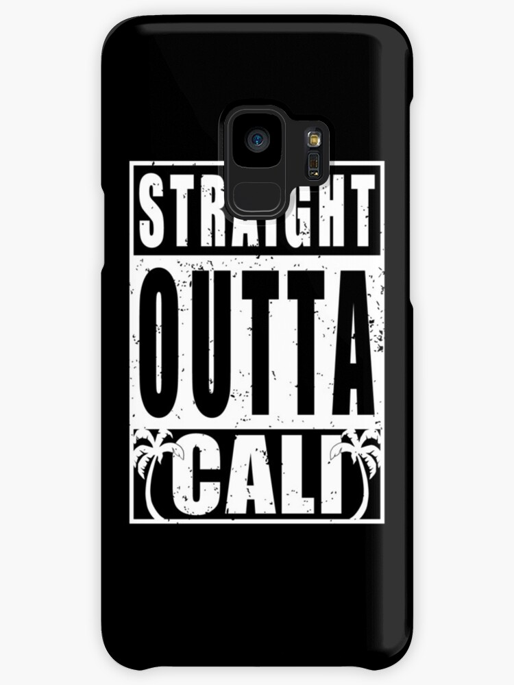 Vintage Straight Outta Cali by EthosWear