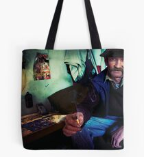 Amongst the last ones... Tote Bag