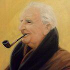 J.R.R. Tolkien by Spooky Hokum