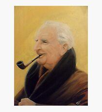 J.R.R. Tolkien Photographic Print