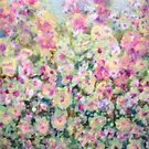 Kaleidoscope of Roses  by Don Wright
