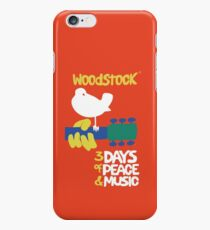 Woodstock 1969 iPhone 6s Case
