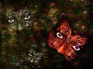 The Mask by Elizabeth Burton