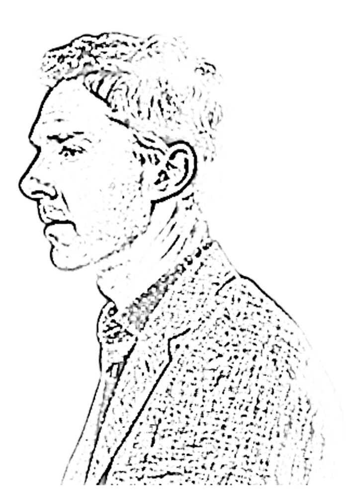 Benedict Cumberbatch by jeremydwilliams
