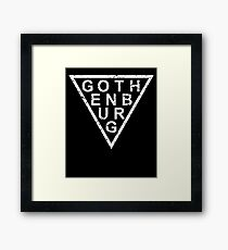 Stylish Gothenburg Framed Print
