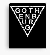 Stylish Gothenburg Canvas Print