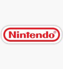 Original Nintendo Logo Sticker