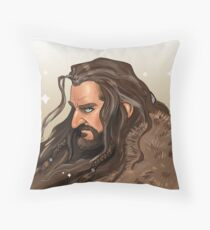 Woke up this majestic Throw Pillow