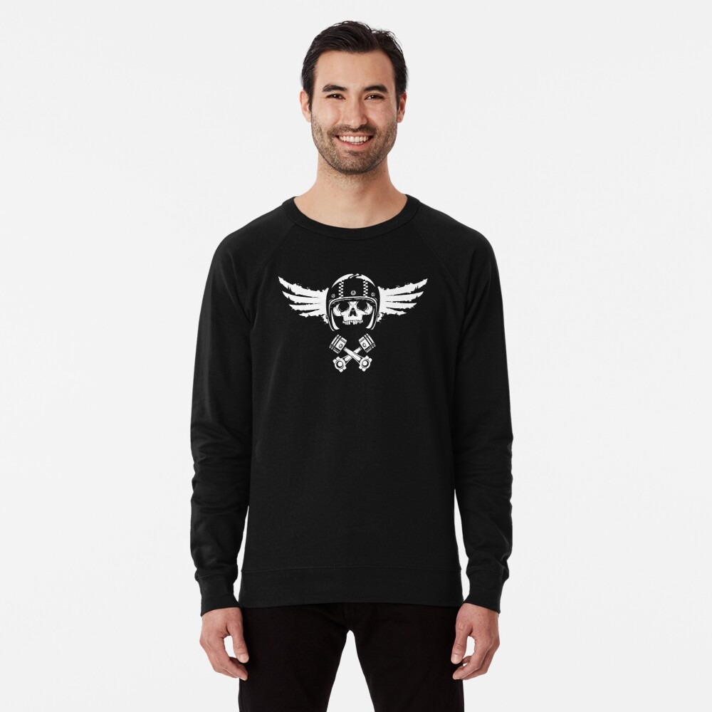 Biker Spirit Lightweight Sweatshirt
