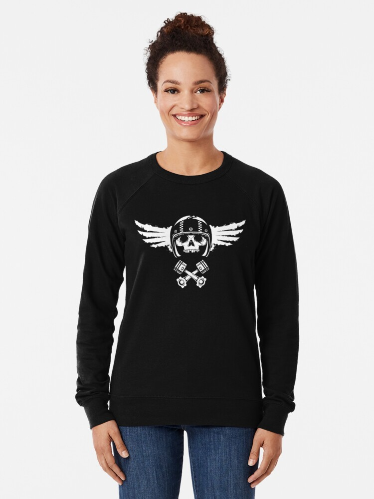 Alternate view of Biker Spirit Lightweight Sweatshirt