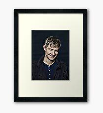 Smiles Framed Print