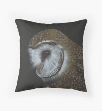 The Barn Owl Floor Pillow