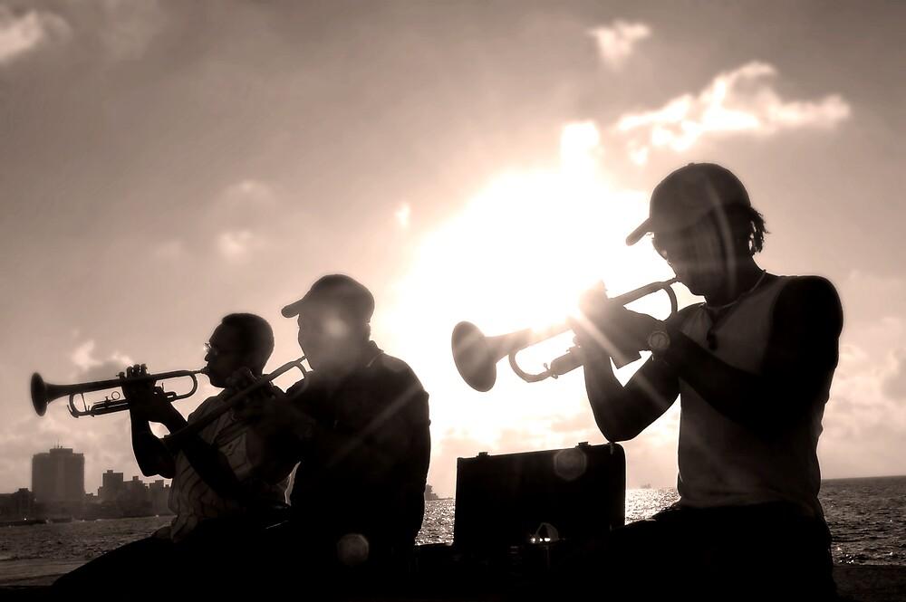 trumpeters by Kate Wilhelm