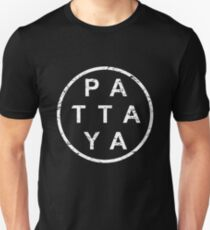 Stylish Pattaya Unisex T-Shirt