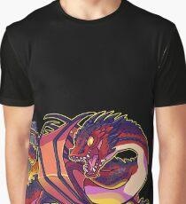 Smaug the terrible Graphic T-Shirt