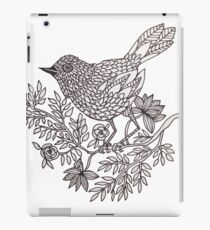Perching Bird iPad Case/Skin