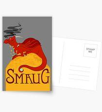 Smaug Postcards