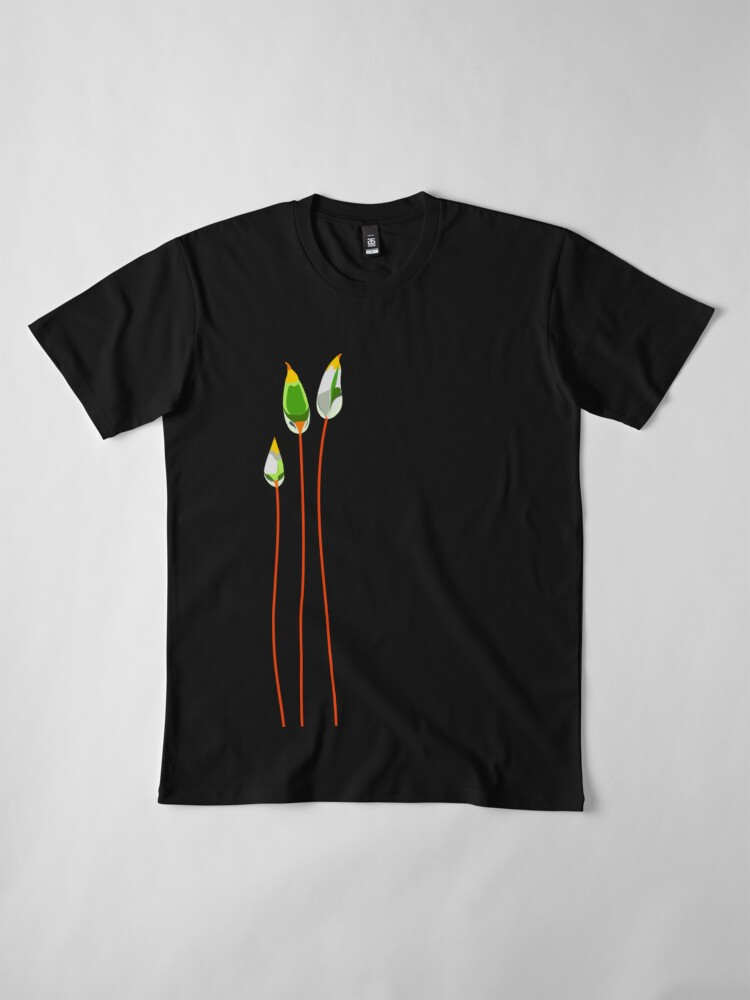 Alternate view of Calyptrae Premium T-Shirt