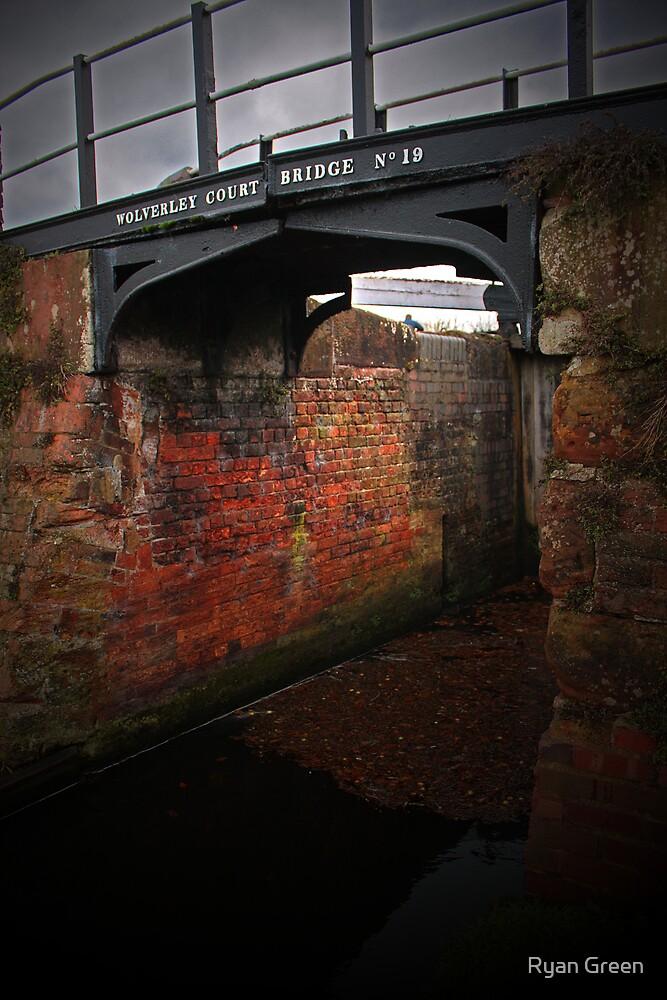 Wolverley Bridge by Ryan Green