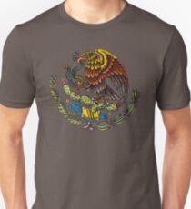 Mexican National Emblem Unisex T-Shirt