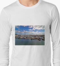 Torquay Marina, Devon, England T-Shirt