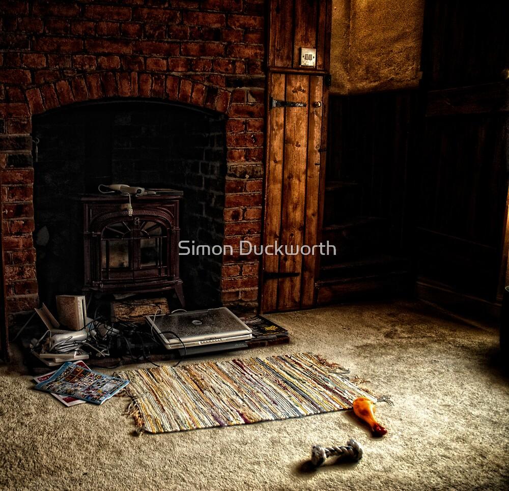 My Lounge by Simon Duckworth