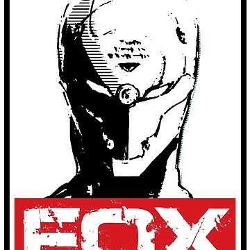 The Fox 02 by huesitos1977