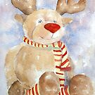 Rudy Reindeer by Pat  Elliott