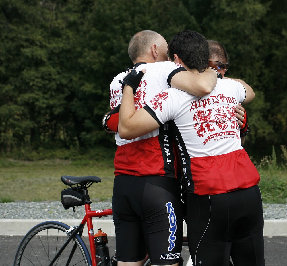 Team hug by fionajean