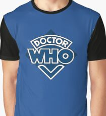 Doctor Who Classic Logo Graphic T-Shirt
